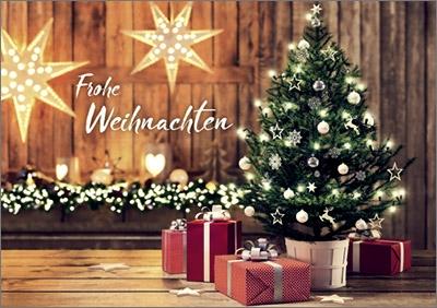 Weihnachten quer